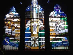 St Stephen's Millenium Window